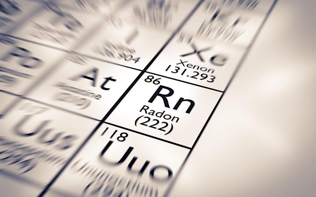 elevated levels of radon