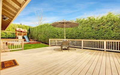 Improve the Safety of Your Deck for Children and Pets
